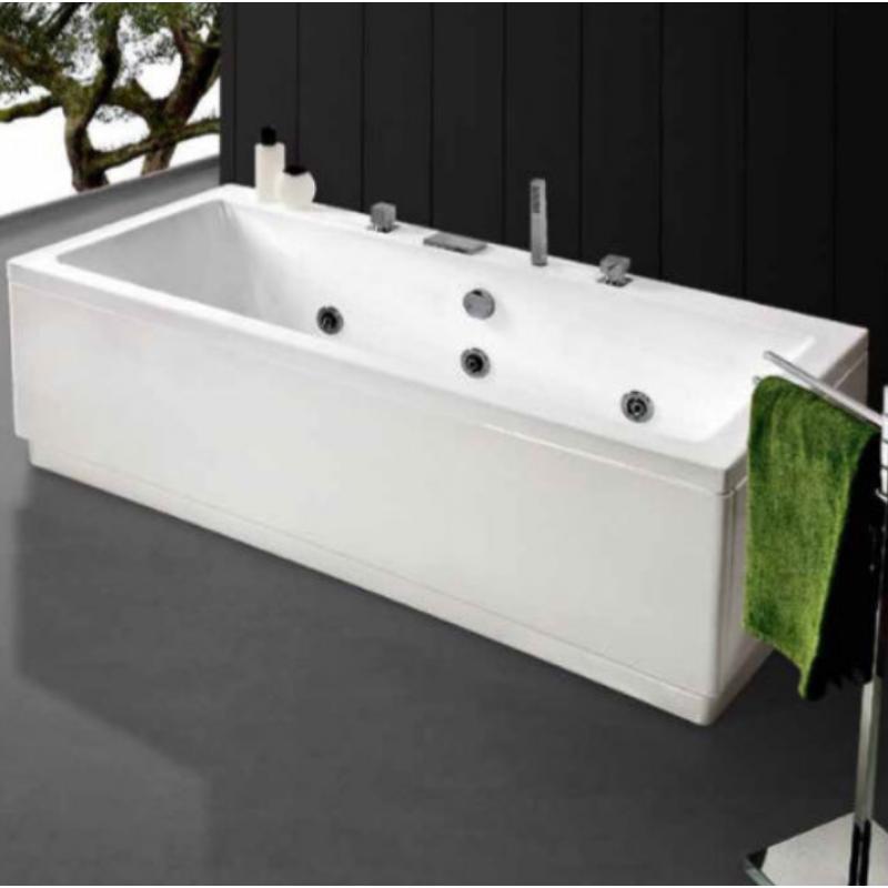 Vasca da bagno idromassaggio di design iride san marco - Vasca bagno design ...
