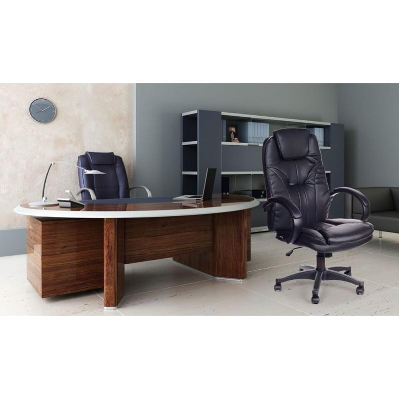 Poltrona ufficio ergonomica obama san marco for Poltrone x ufficio