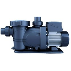 Pompa autoaspirante filtrazione piscine 135m³