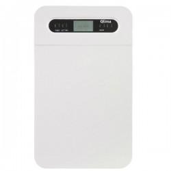 Deumidificatore D512 Qlima da design con display LCD 12 litri in 24 ore