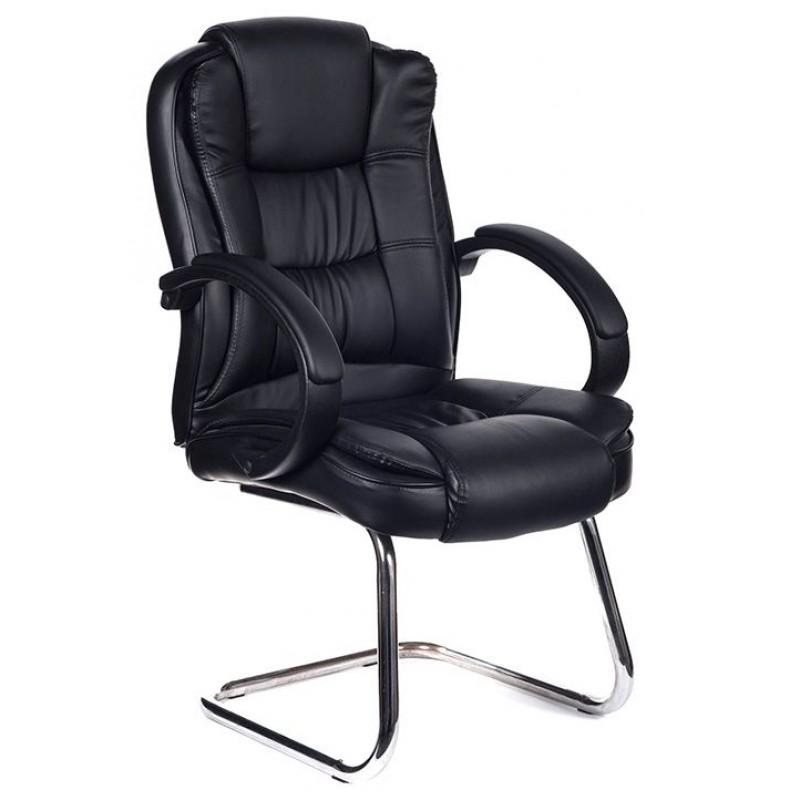 Poltrona ufficio senza ruote adams front office san marco - Rotelle per sedie ufficio ...