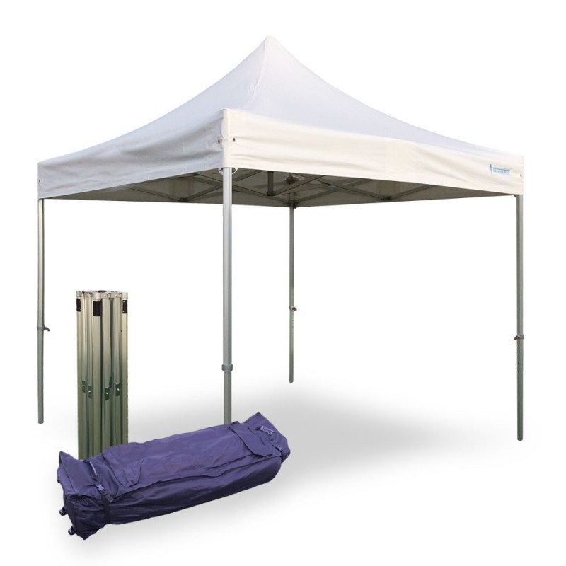 Tenda gazebo impermeabile professionale da 3x3m san marco for Gazebo professionale usato