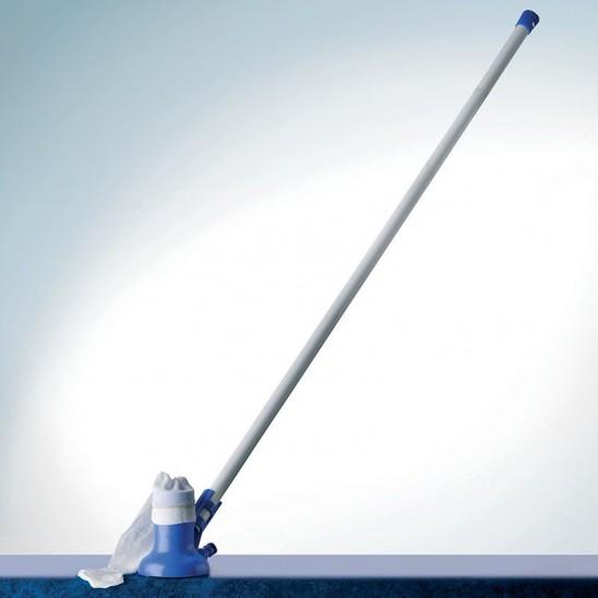 Kit pulizia deluxe intex universale san marco for Pulitore di cabina
