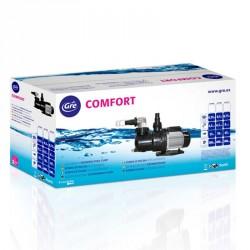 Pompa autoaspirante 1/2CV, 8,5m³/h per filtri Ø 400