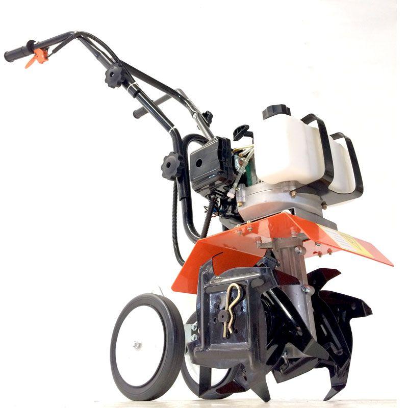 Motozappa motocoltivatore a scoppio da giardino con motore - Guida giardinaggio ...