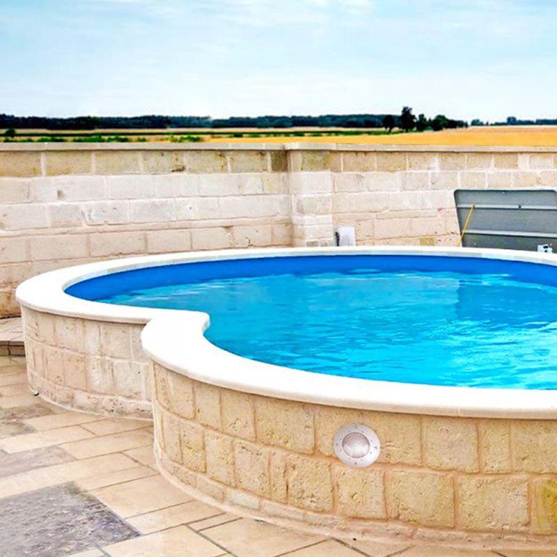 Piscina interrate piscina quanto costa mantenere una - Quanto costa mantenere una piscina fuori terra ...