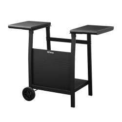 Carrello porta Barbecue Qlima