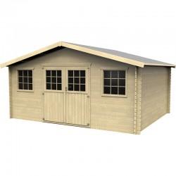 Casetta in legno rettangolare 478x398 cm Fabulosa
