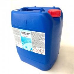 Cloro liquido GRE da 20 lt per manutenzione piscina