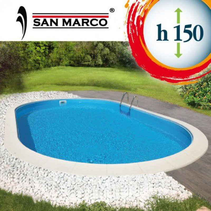 Piscina interrata chiavi in mano san marco 630x360 san marco for Mano a mano piscinas