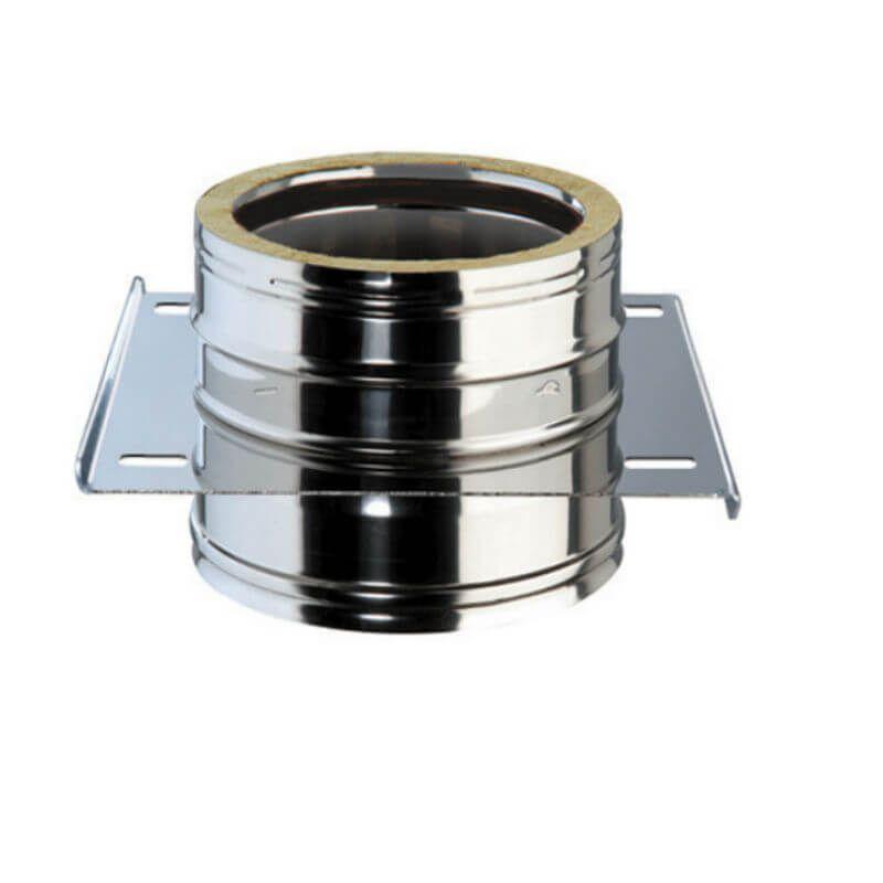 Piastra di supporto a muro acciaio inox coibentata san marco - Piastra in acciaio inox per cucinare ...