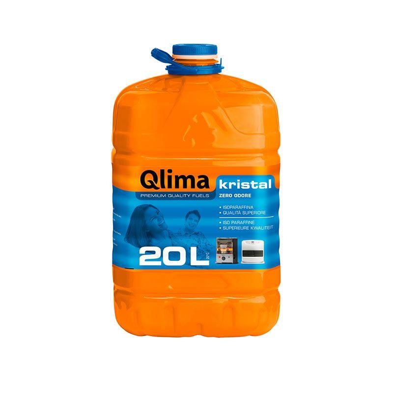 Tanica di combustibile liquido qlima da 8 16 20 lt san for Combustibile per stufe