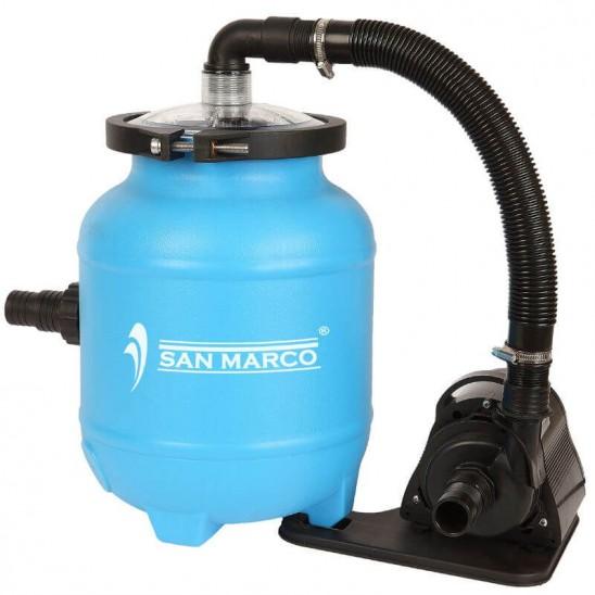 Box aqualoon filtrazione in polietilene per la tua piscina san marco - Motore per piscina ...