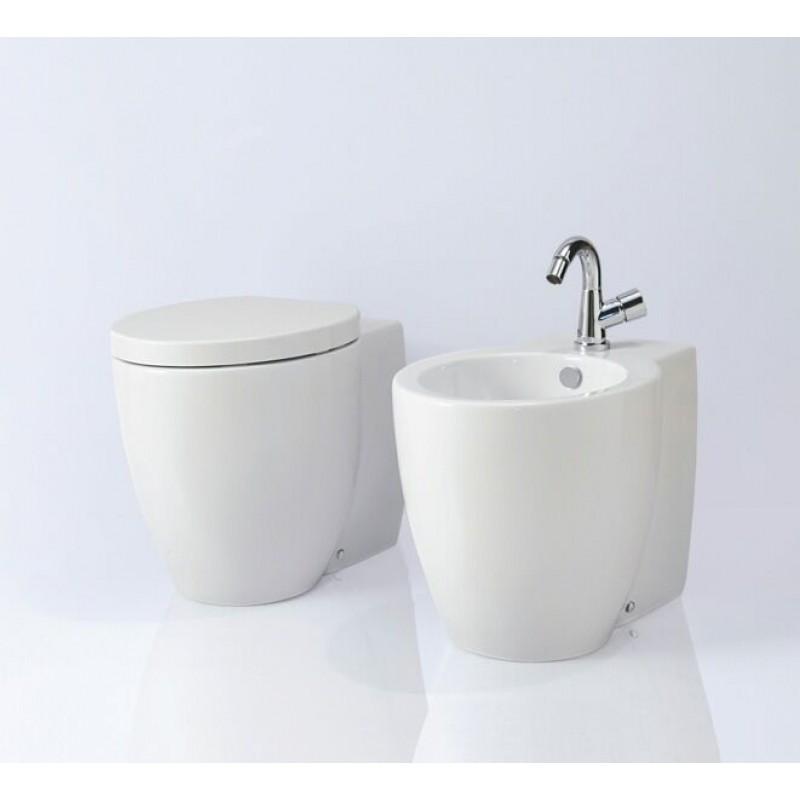 Faleri Ceramica Sanitari Spa.Sanitari Bagno Da Terra Azzurra Ceramica Full 54