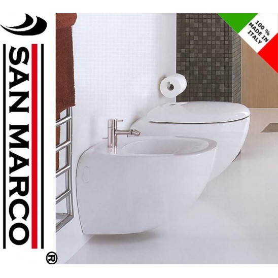 Sanitari bagno da appoggio Pozzi Ginori Easy 02  San Marco