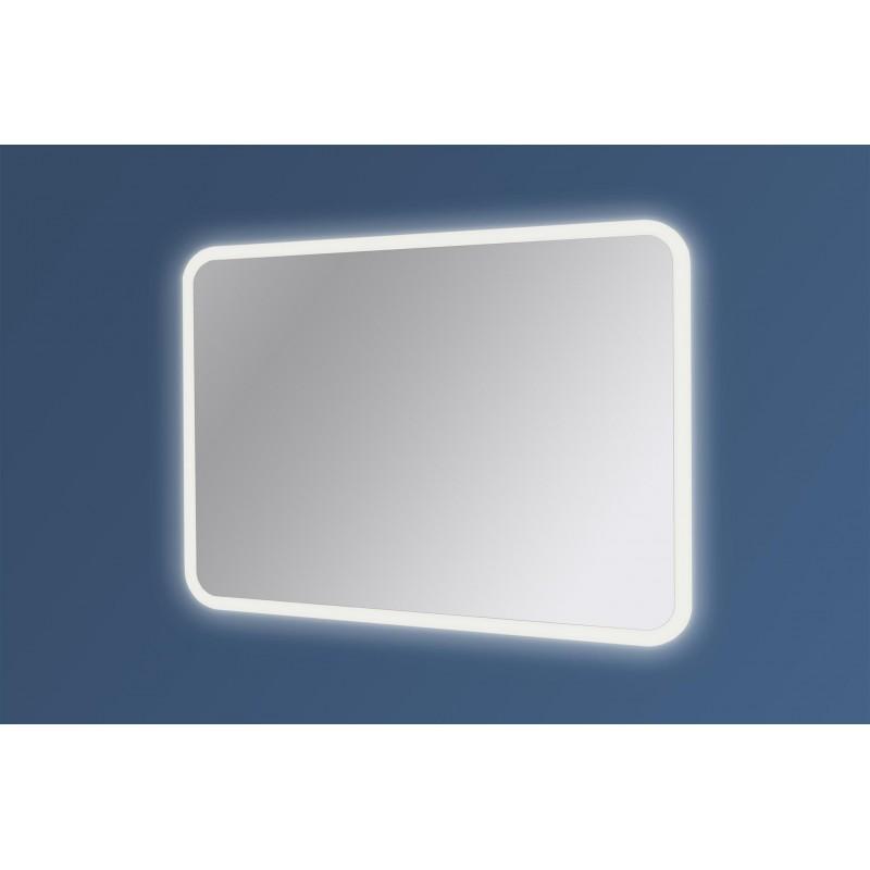 Specchio Bagno Led 100.Specchio Bagno Stondato Led 100x70 Cm Gruppo San Marco San Marco