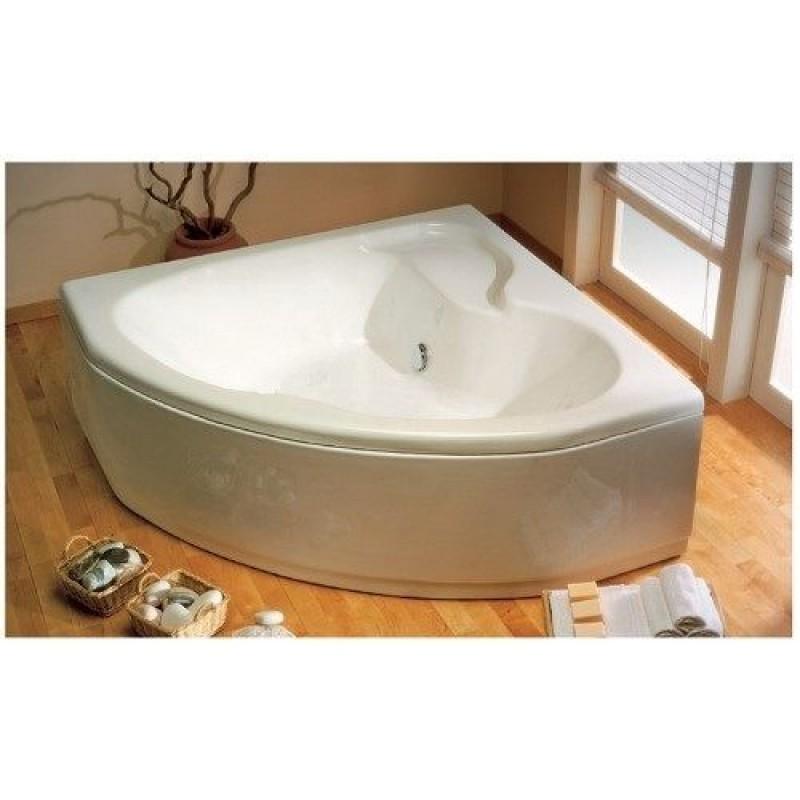 Vasca da bagno angolare 140x140x60 cm san marco - Installare una vasca da bagno ...
