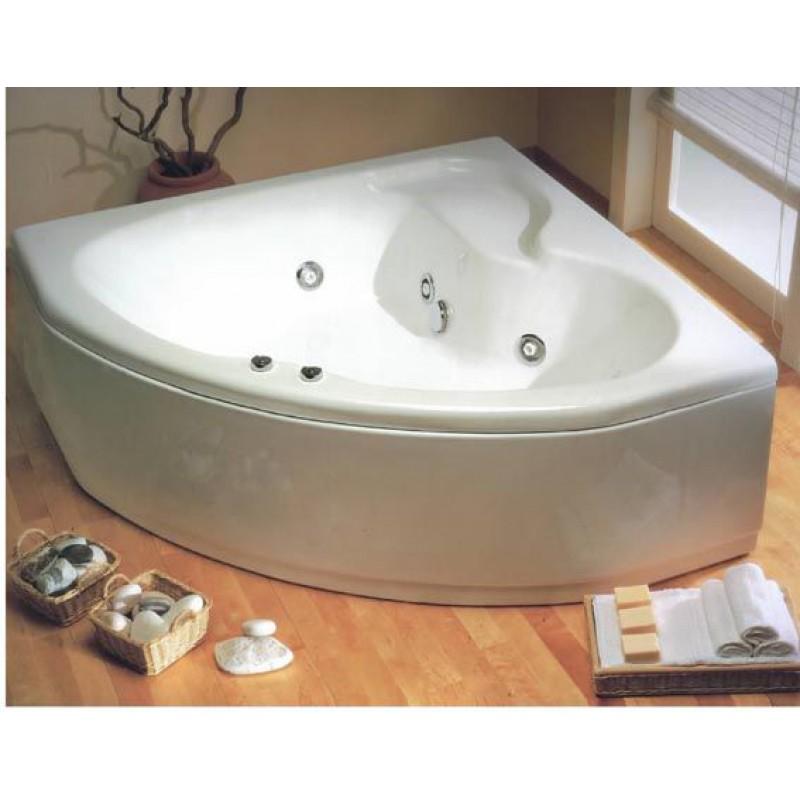 Vasche da bagno interrate vasca da bagno ovale in - Vasca interrata ...