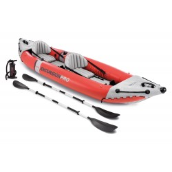 Kayak Gonfiabile Intex EXCURSION PRO 384x94xH 46 Cm