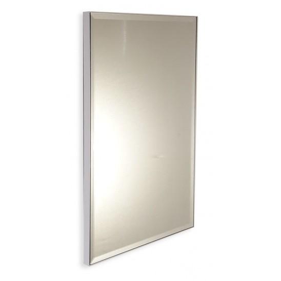 Specchi Da Parete Su Misura.Specchio Su Misura Con Cornice Nera E Perimetro Bi San Marco
