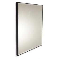 Specchi bagno retroilluminati con contenitore e a led san marco - Specchio cornice nera ...