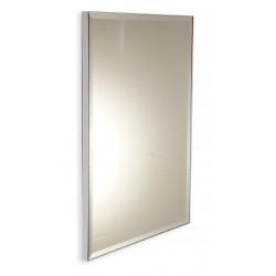 Specchi bagno retroilluminati con contenitore e a led san marco - Specchio cornice bianca ...