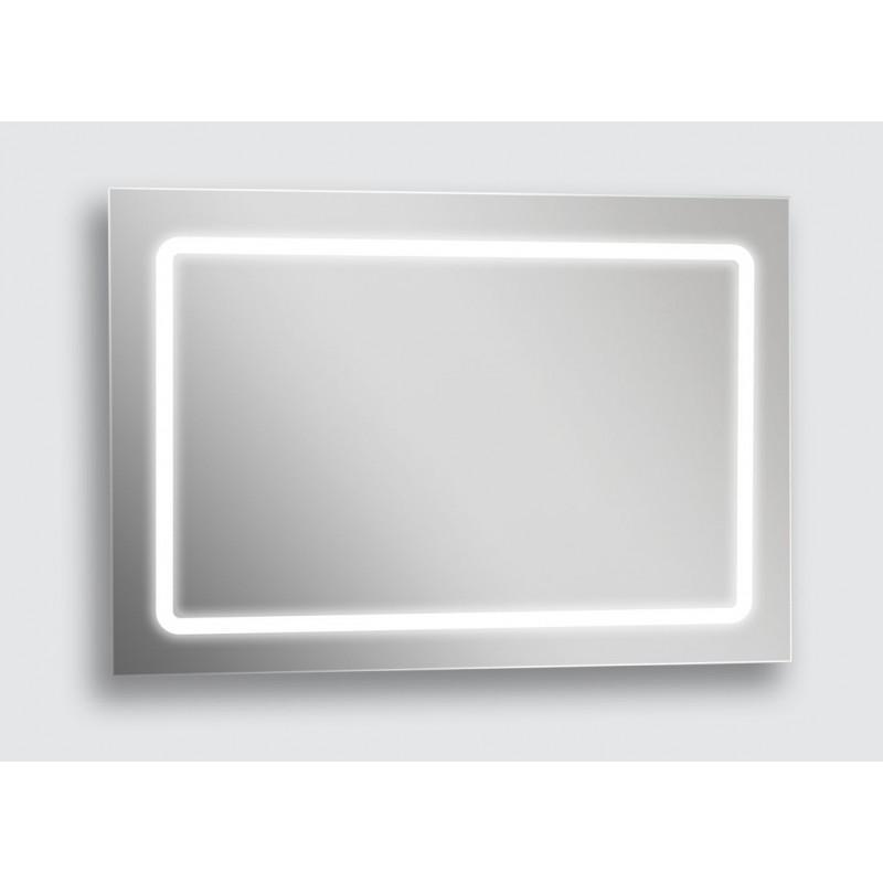Specchio Bagno Led 100.Specchio Bagno Retroilluminato A Led 100 X 70 Cm San Marco