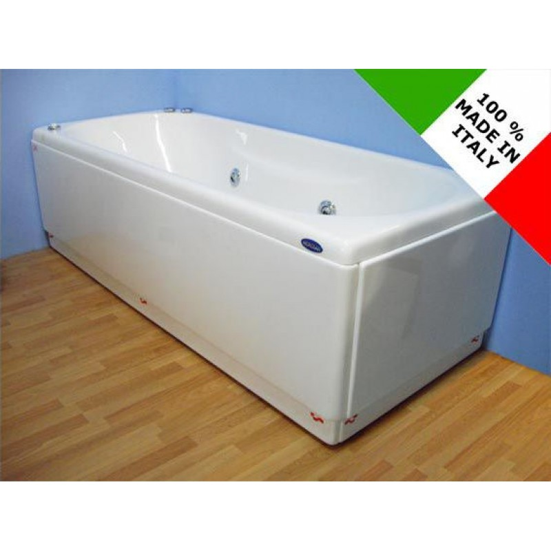 Vasca da bagno con idromassaggio 160x70 cm | San Marco