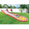 Gioco gonfiabile Piscina Intex Racing Fun