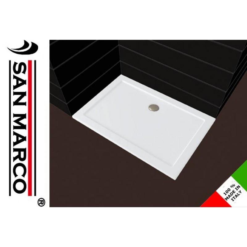 Piatto doccia Albatros Ground ultra sottile 80x120 | San Marco
