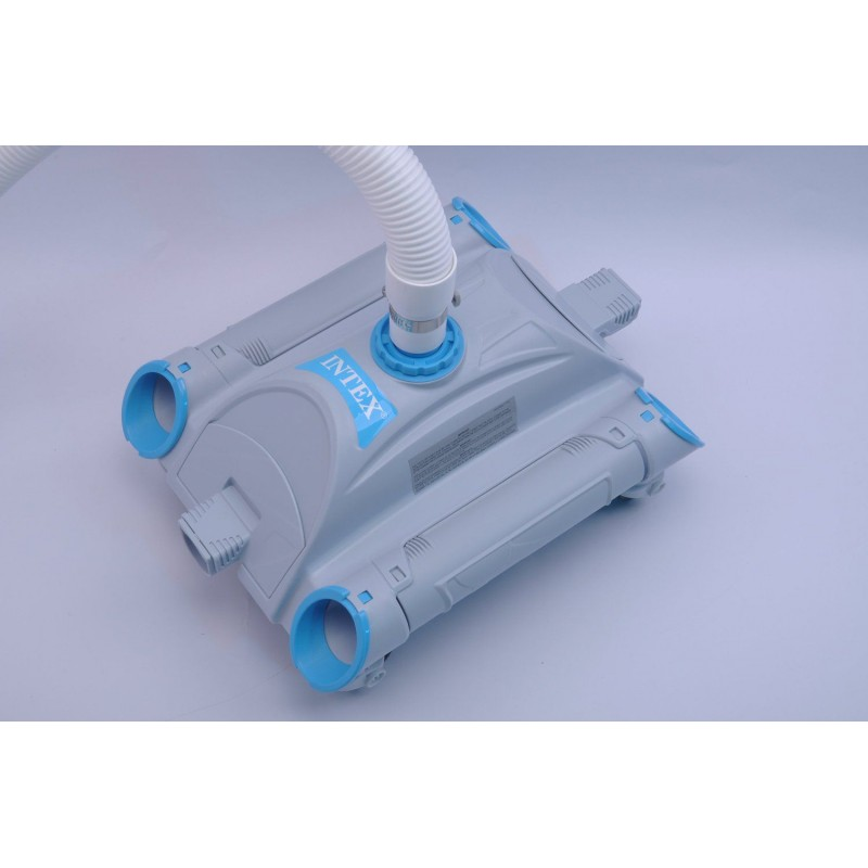 Robot pulitore auto pool cleaner intex san marco for Pulitore automatico per piscine fuori terra intex