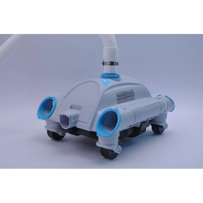 Robot pulitore auto pool cleaner intex san marco for Robot piscine intex