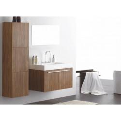 Mobile bagno San Marco sospeso con lavabo e specchio