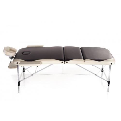 Lettino da per massaggio letto massaggi tatoo in alluminio a 3 sezioni bi colore  eBay
