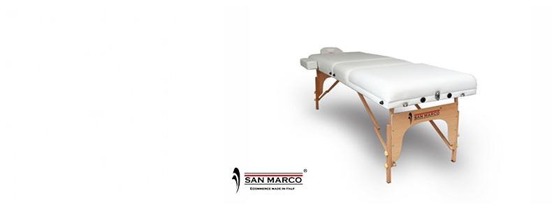 Lettini massaggio San Marco, in esclusiva da € 83,90