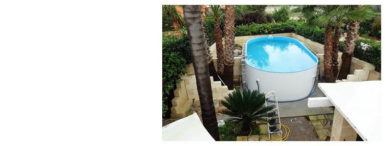Come montare una piscina interrata? Ecco la soluzione!