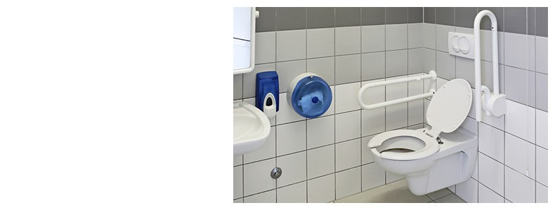 Scopri i prodotti e gli accessori bagno per disabili e anziani