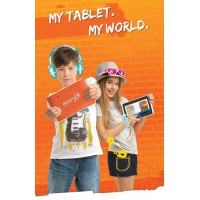 Tablet per bambini Meep X2 Oregon Scientific