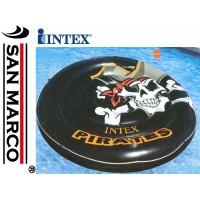 Ciambellone dei pirati gonfiabile per bambini