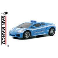 Auto radiocomandata Polizia Lamborghini Gallardo infrarossi