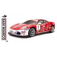 Ferrari radiocomandata F430 Racing / 458 Challenge