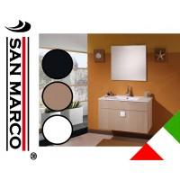 Mobile da bagno sospeso da 60-75-90 cm lavabo ceramica