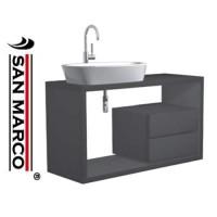 Mobile bagno lavabo Pozzi Ginori Q3 120