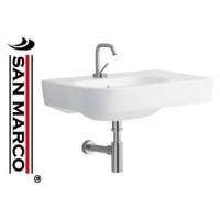 Lavabo bagno Pozzi Ginori Quinta 65 cm dx