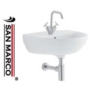 Lavabo bagno Pozzi Ginori Selnova 3 60 cm