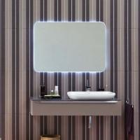Specchio bagno Pozzi Ginori 9.15 70x100 cm