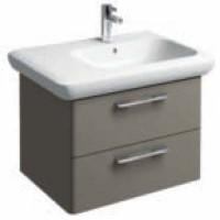 Mobile bagno lavabo Pozzi Ginori Fast 40x60 cm bianco