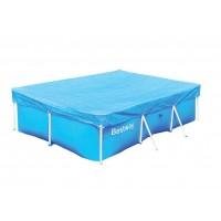 Telo di copertura per piscine frame Bestway a 221x150 cm
