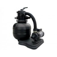 Pompa filtro a sabbia Gre da 4 m3/h a 7 funzioni