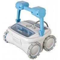 Robot GRE per pulizia piscine fino a 80m² Track4x4